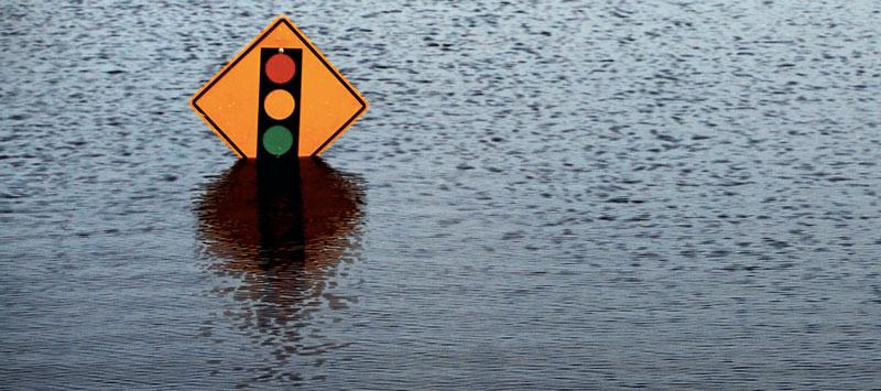 Почему Новосибирск затапливает после сильных ливней